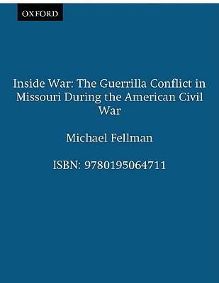 Inside War By Fellman, Michael