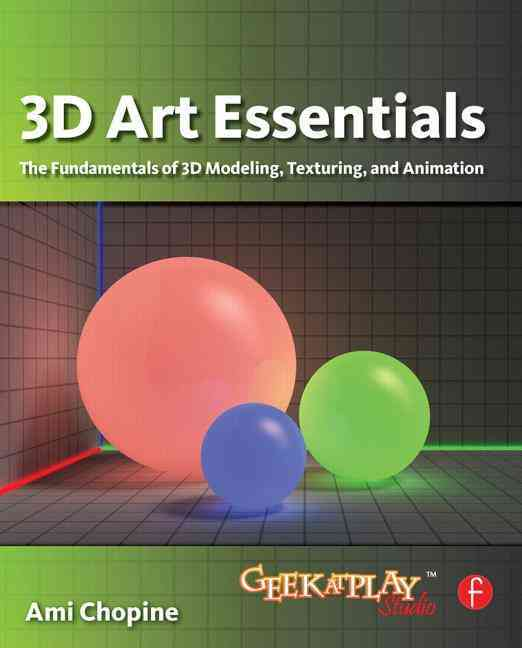3d Art Essentials By Chopine, Ami